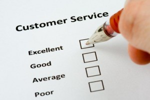 Good Customer Service = Happy Customers