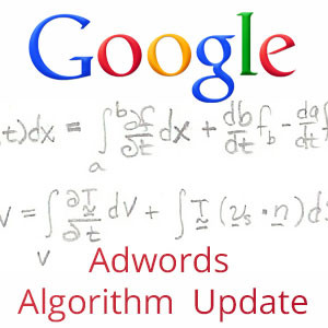Google Adwords Algorithm Update