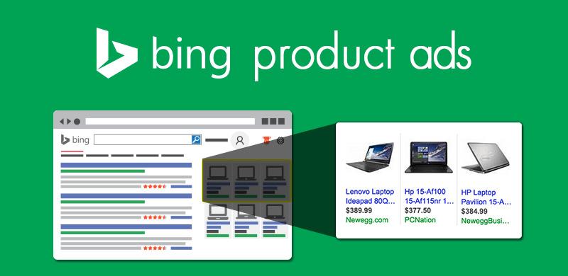 Understanding Bing Product Ads