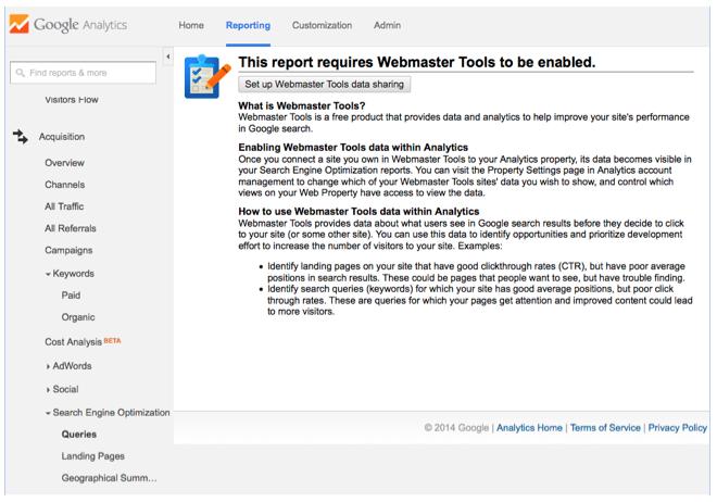 Webmatser Queries