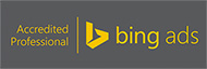 Accredited Bing Ads Professional