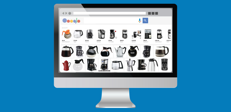Google PLAs for Image Searches