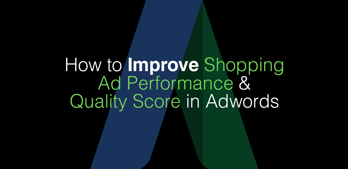Improve Google Shopping Performance