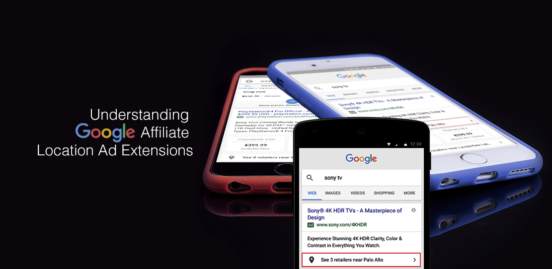 Understanding Google's Affiliate Location Ad Extension
