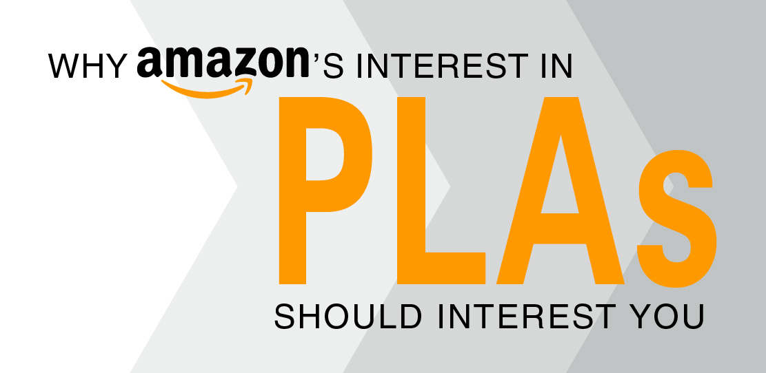 Amazons Interest Google in PLAs