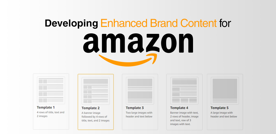Amazon Enhanced Brand Content (EBC)