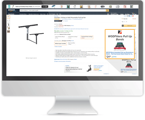 Amazon Marketing Services Product Display Ads