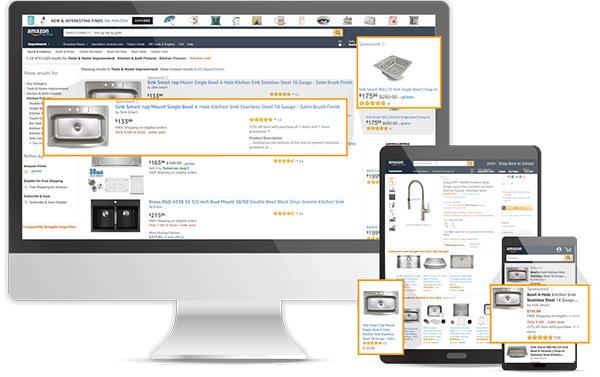 Amazon Marketing Services Sponsored Product Ads