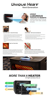 Unique Heat Enhanced Brand Content Example