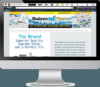 Baleen Amazon Brand Store