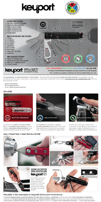 Enhanced Brand Content Development for Keyport Pivot