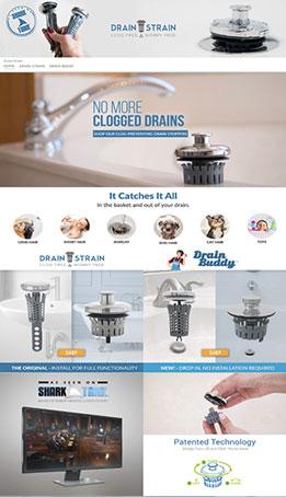 Amazon Brand Store - Drain Strain