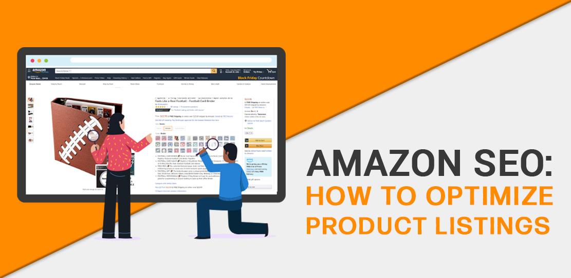 product listing amazon optimization