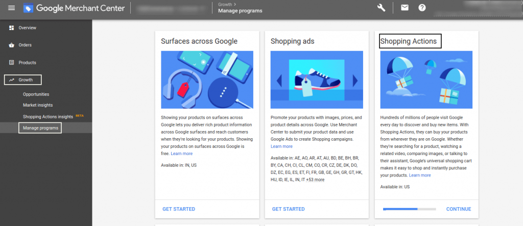 How To Get Started With Google Shopping Actions