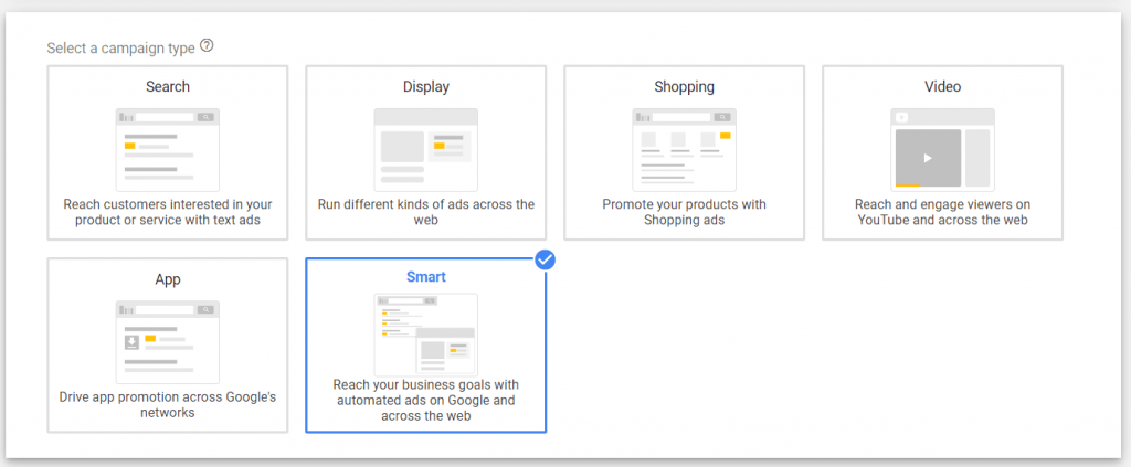 How To Start Configuring Google Smart Campaigns