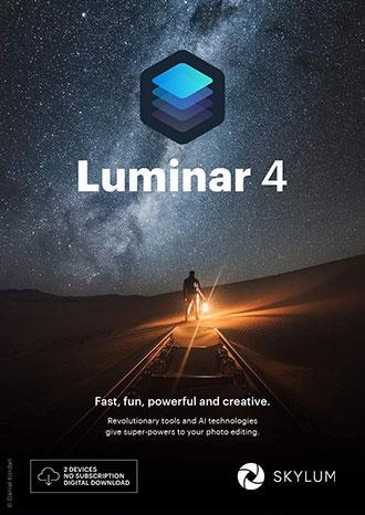 Skylum Luminar 4