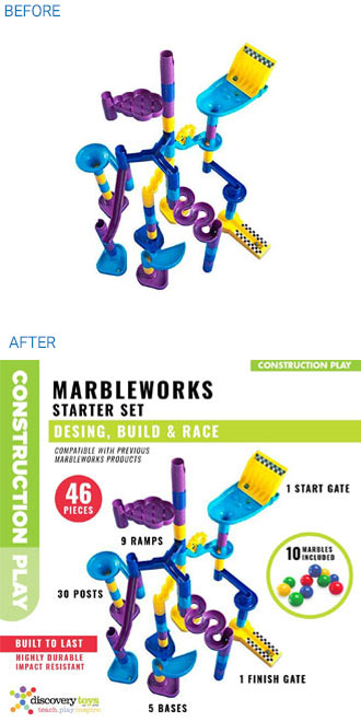 Discovery Toys Marble Works Image Optimization Example