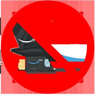 No FBA Shipping