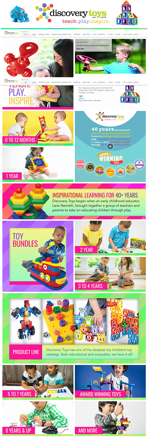 Discovery Toys Amazon Brand Store